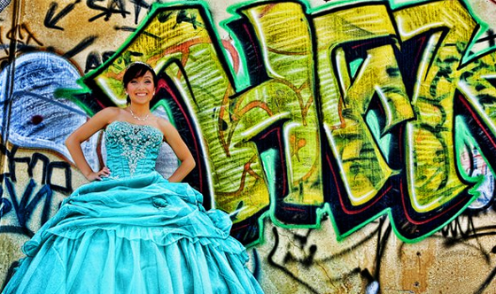 quinceanera-photos-graffiti-art